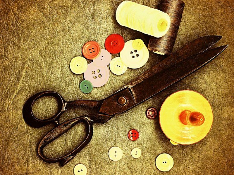 Comment s'équiper en matériel de couture pour débuter ?