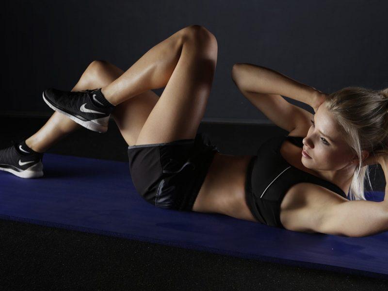 Un exercice de fitness qui vous revitalise